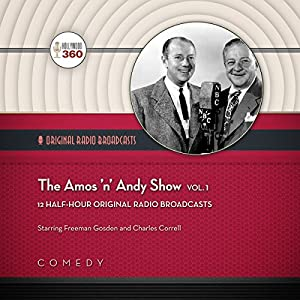The Amos 'n' Andy Show, Vol. 2 Radio/TV Program
