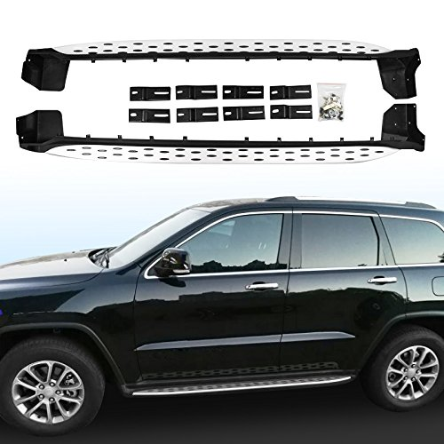 (HEKA Side Step fit for Jeep Grand Cherokee 2011-2018 Running Board Nerf)