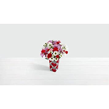 Amazon Com Proflowers Multi Colored 100 Blooms Of