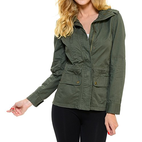 Cotton Anorak Jacket - 5