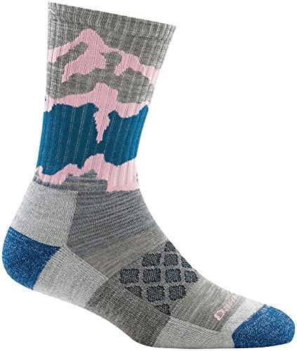 Three Peaks Micro Crew Light Cushion Sock – Women 's