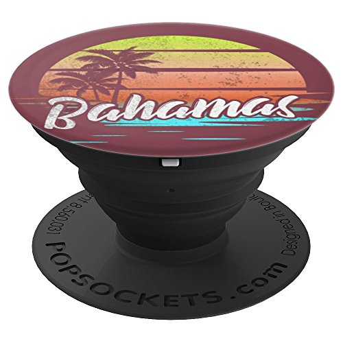 Bahamas Souvenir - PopSockets Grip and Stand for