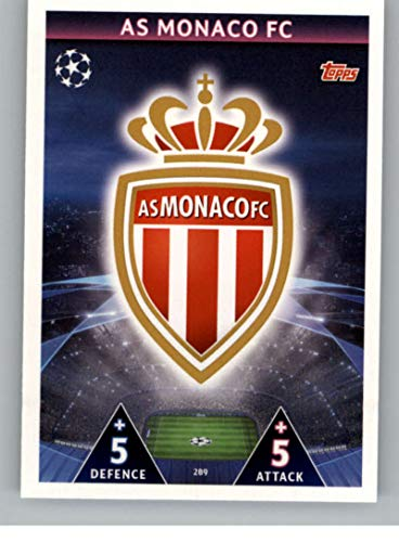 Soccer Pro 2018-19 Topps UEFA Champions League Match Attax #289 Club Badge