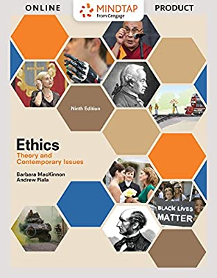 MindTap Philosophy for Mackinnon/Fiala's Ethics: Theory and Contemporary Issues, 9th Edition