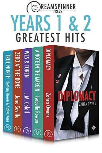 Dreamspinner Press Years One & Two Greatest Hits (Dreamspinner Press Greatest Hits)