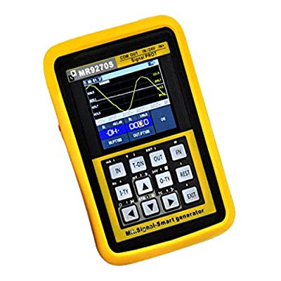 Flameer 4-20mA MR9270S PID MODBUS Paperless Recorder 4 in 1 Signal Generator Calibration