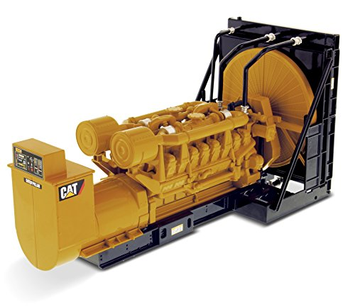 Caterpillar 3516B Package Generator Set Core Classics Series Vehicle