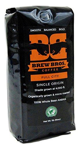 BrewBros Arabica Coffee Organically Roasted product image