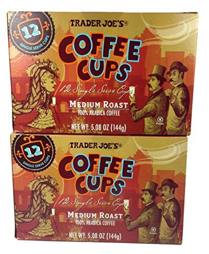 Trader Joes Coffee Medium Arabica