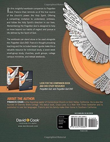 remembering the forgotten god an interactive workbook for rh amazon com forgotten god study guide pdf forgotten god study guide pdf