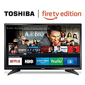 Toshiba  Smart LED TV – Fire TV Edition