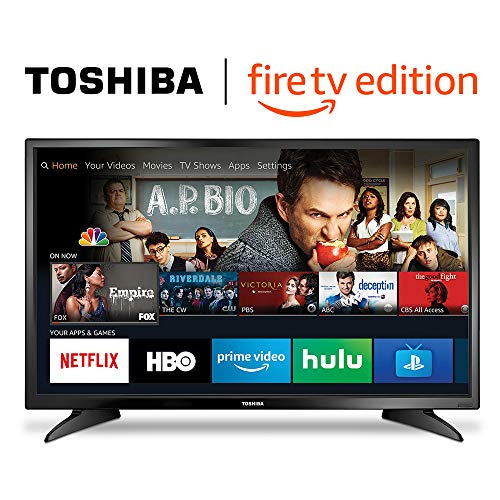 Toshiba 32LF221U19 32-inch 720p HD Smart LED TV – Fire TV Edition