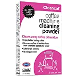 Cleancaf Cleaner and Descaler for Home Coffee and Espresso Equipment, 3 Pack