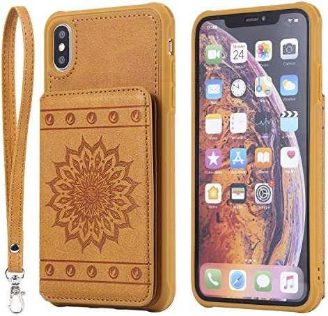 Sunflower Shockproof Protective Kickstand Magnetic