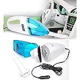 Krevia NEW Mini Car Vacuum Portable Handheld Cleaner High Power Suction