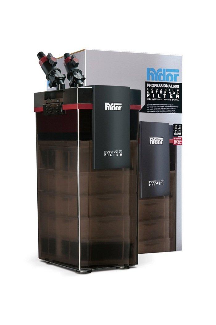Hydor Außenfilter Professional 600Für Aquarien, 380–600Liter