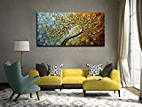 V-inspire Abstract Paintings, 20x40 Inch