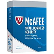 Intel BKCMSSB1YRENG Mcafee Small Business Security 1yr