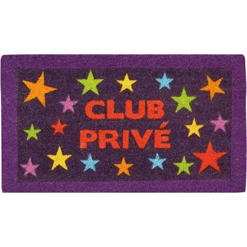 Price comparison product image Door mat - Club priv