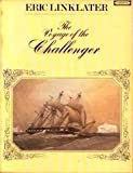 Front cover for the book The Voyage of the Challenger by Eric Linklater