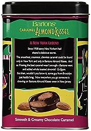 Barton\'s Almond Kiss Tin, Passover, 10-ounces