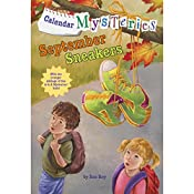 September Sneakers: Calendar Mysteries, Book 9 | Ron Roy