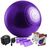 Yoga EVO Exersize Ball - Small Therapy Ball 65 cm