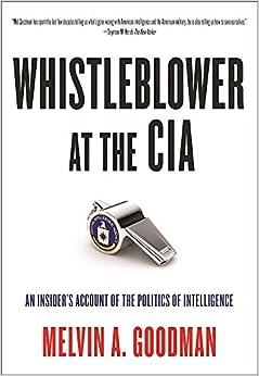 Whistleblower at the CIA