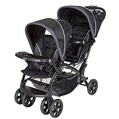 Baby Trend Sit and Stand Double Stroller by Baby Trend that we recomend personally.