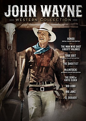 John Wayne Western Collection (Set Western Box)