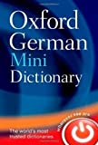 oxford german mini dictionary by oxford dictionaries 2011 09 02