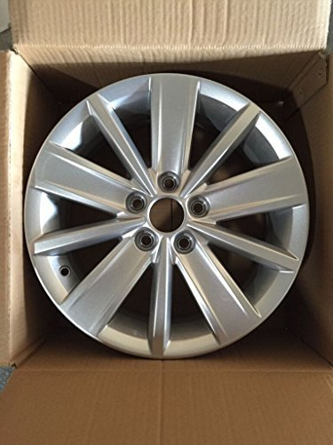 Volkswagen Jetta 5c0601025am8z8 16 Inch Wheel Rim Set 4