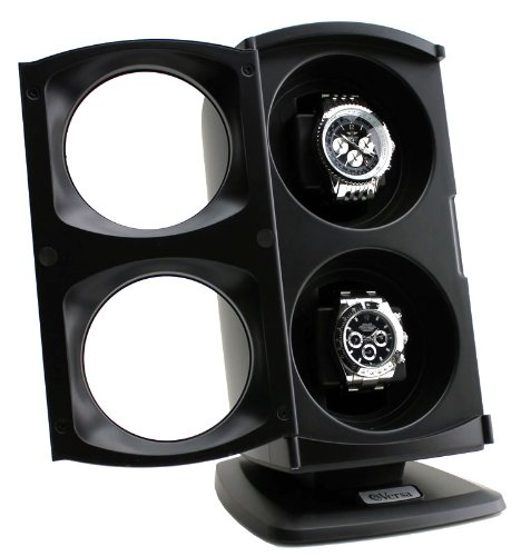 Newly-Upgraded-Versa-Automatic-Double-Watch-Winder-in-Black