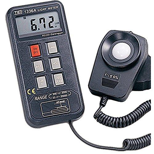 SSEYL TES-1336A Datalogging Light Meter (USB) TES (Datalogging Light Meter)