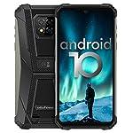 Écran 6,1 Pouces 4Go+64Go Octa-Core Telephone Portable 4G, Ulefone Armor 8 Smartphone Incassable Androud 10 5580 mAh… 6