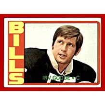 1972 Topps #214 Irv Goode BUFFALO BILLS KENTUCKY WILDCATS (ex) VINTAGE (BH)