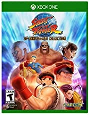 Street Fighter - 30th Anniversary Collection for Xbox One - HD Collection Edition