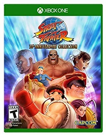 Street Fighter 30th Anniversary Collection Standard Edition - Xbox One