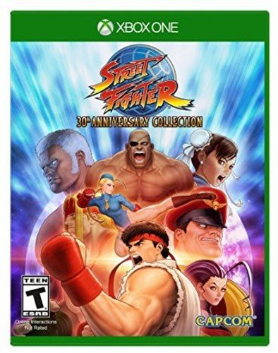 51JJma2562L - Street Fighter 30th Anniversary Collection - Xbox One Standard Edition