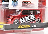 JadaTOYS 1:! 64scale Import Racer SCION xB