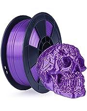 ZIRO zijde PLA 1.75 mm filament,3D printer filament van de zijde PLA serie 1,75 mm 1kg