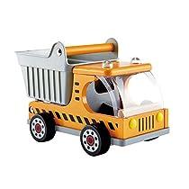 Hape - Camión volquete (0HPE3013)