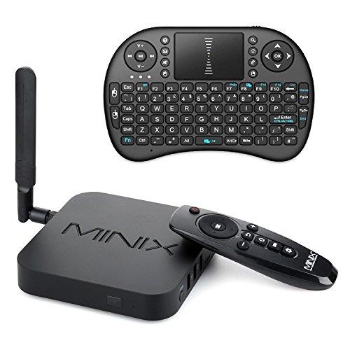 MINIX Streaming Wireless Keyboard Touchpad product image