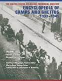 The United States Holocaust Memorial Museum Encyclopedia of Camps and Ghettos, 1933-1945: Ghettos in German-Occupied Eastern Europe(Part A & B) (Volume II) (2012-05-04)