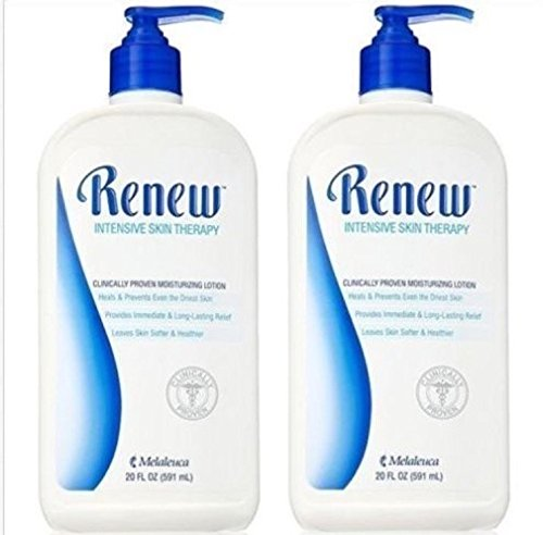 Melaleuca Renew Intensive Skin Therapy 20oz (Single) (2) by Melaleuca