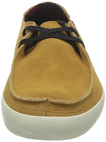 Vans M RATA VULC Herren Sneakers Braun ((Suede)Bone Bro / DZ5)