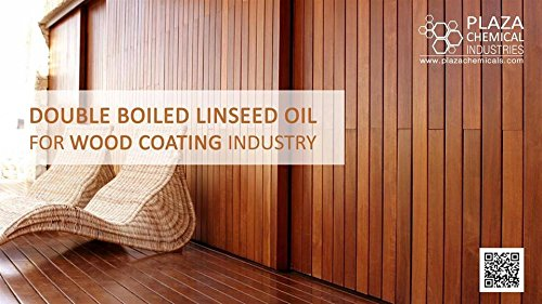 Amazon Plaza Double Boiled Linseed Oil 1 Litre Pack Home