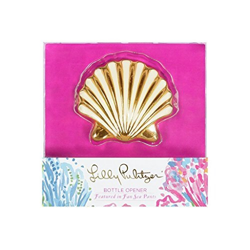 Lilly Pulitzer Bottle Opener (Shell)
