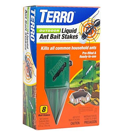 Outdoor Liquid Ant Baits (Terro Outdoor Liquid Ant Bait Stakes)