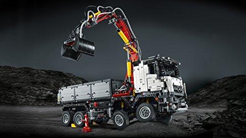 LEGO Technic 42043 - Mercedes-Benz Arocs 3245 5 spesavip
